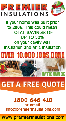 BER Insulation Company Galway